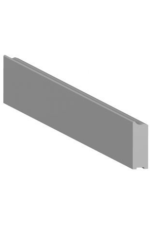 Equipment Rail, Scandinavian Standard 10x30 mm. JB 234-00-01