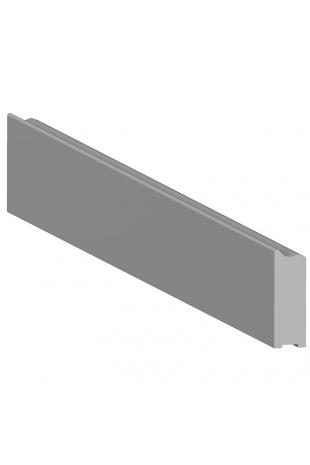 JBM Kulisseskinne, massiv, Skandinavisk Standard 10x30 mm, JB 234-00-01