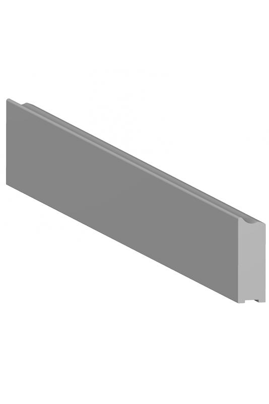 Equipment Rail, Scandinavian Standard 10x30 mm. JB 234-00-01 by JB Medico