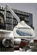 Wave LED er en luplampe for industrimiljøer fra JB  Medico