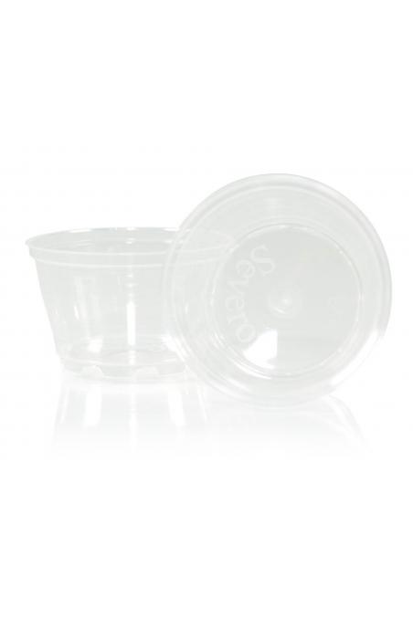 Medicinbæger, kopper, transparent, Severo 3,1,  JB MED-020
