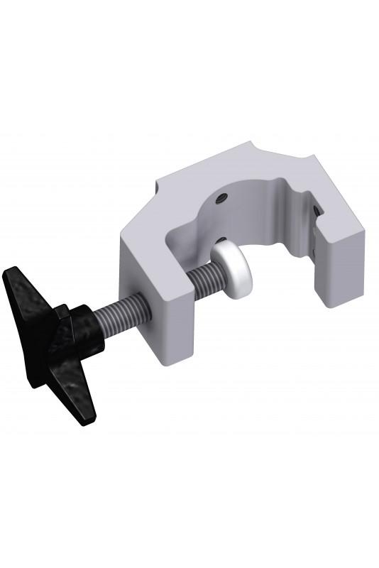 Multibracket, aluminium, fit from 16-41mm