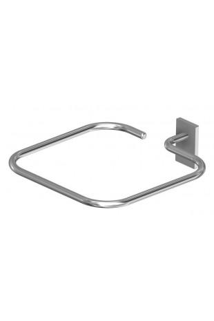 Kanyleboksholder, firkantet, 156x156mm, rustfast stål, JB 154-00-00
