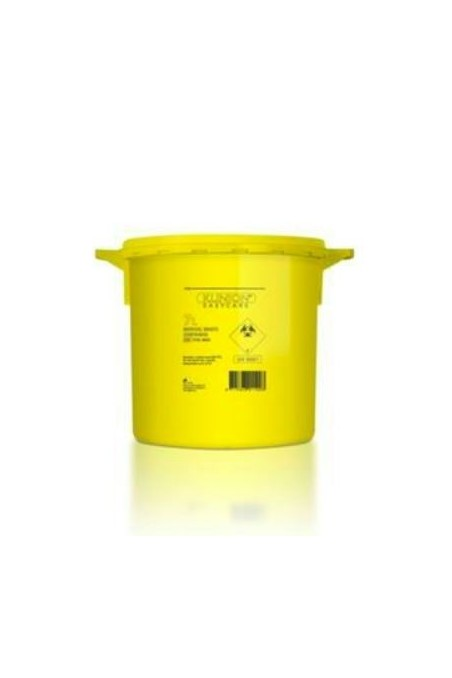 Bracket for Sharps containers, 11 litres, Ø251mm, JB 266-00-00 by JB Medico