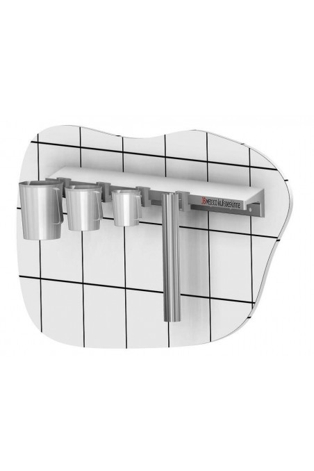 Catheter container, 400 mm. T-slot holder. JB 239-00-00 by JB Medico