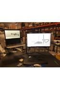 Suspension for laptops with Ø20mm shaft, JB 209-00-00