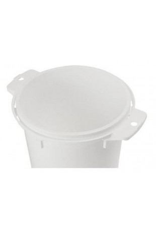 Sharps Container, Uson, 11 litres, white, yellow lid, JB 31-535-11-01
