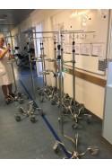 Bottle holder, 6 hooks for IV Pole, JB 216-00-00 by JB Medico