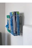 Glove and Wet Wipe Holder, Stainless Steel. JB 800-00-00 by JB Medico