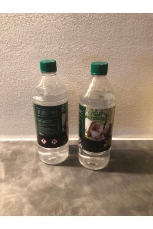 Håndsprit 70% 1% glycerin, 1.000 ml. flaske, JB 901-70-1000 af JB Medico