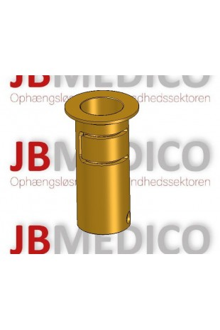 Brass bush, Ø20mm hole,  JB 22-00-05