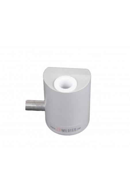 Plastbøsning med Ø16mm hul,  JB 127-00-01