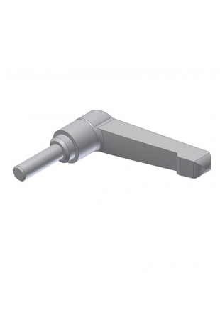 Adjustable handle M6x20mm, stainless steel, JB 94-00-00