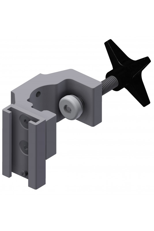 Multibracket with a T-slot bracket, fit from 16-41mm