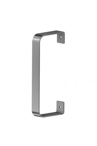 Vægbøjle, rustfast stål til beskyttelse af kulisseskinner, JB 180-02-02