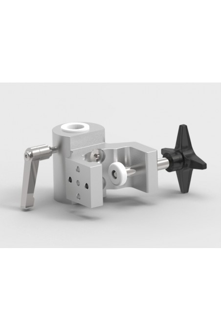 Multibracket with 2xØ6 clearance holes. JB 158-03-18 by JB Medico