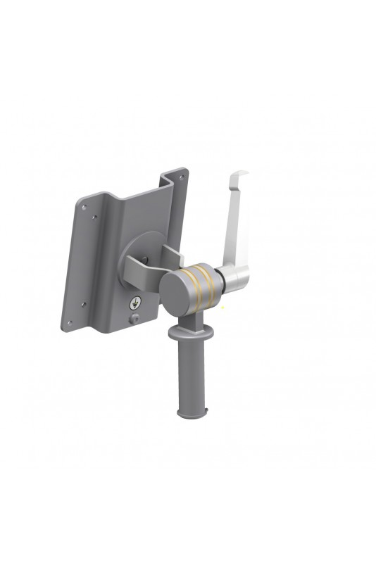 Monitor Bracket, Ø20mm, Stainless Steel, VESA 100X100mm / 75X75mm. JB 27-00-00