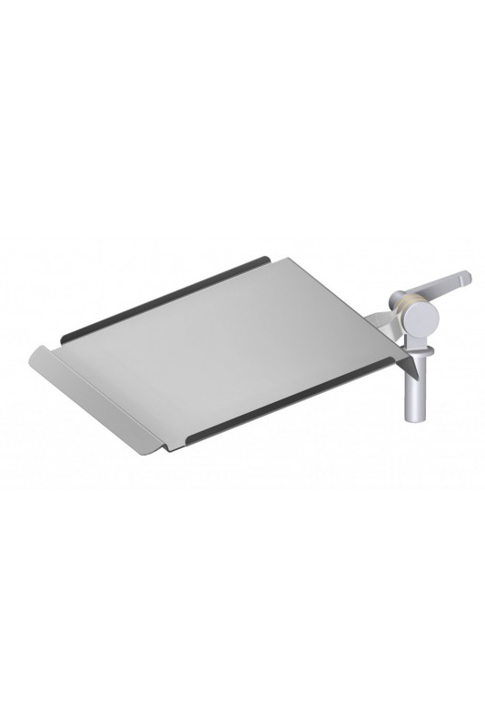 Suspension Tray for medical equipment, Stainless Steel, Ø20mm