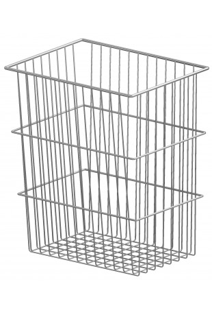 Wire basket 25 L, conical, stainless steel, JB 161-03-00