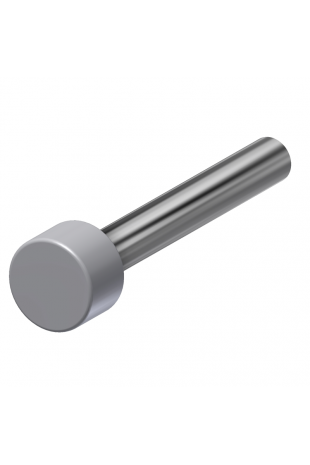 JBM mandrel for mounting plugs. JBM 101-00-00