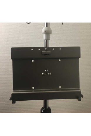 Tablet/Ipad holder, Stainless Steel, Multibracket. JB 248-19-158