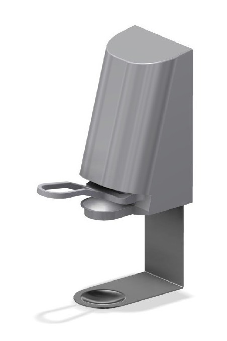 "Drip tray for Soap & Alcohol dispenser from ""Sterisol"". JB 500-00-01"