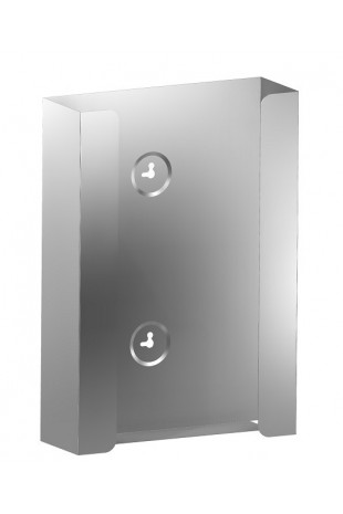 Triple Glove Box Dispenser, Stainless Steel. JB 110-00-00