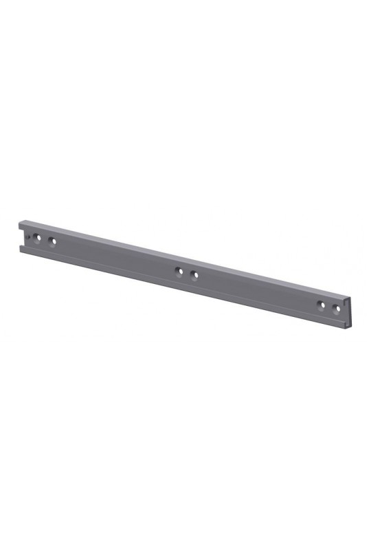 Wall bracket, 4 glove holder, Aluminium