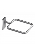 Bracket for Sharps containers, square, 96x96mm, JB 170-00-00 by JB Medico