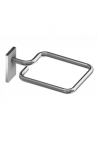 Bracket for Sharps containers, square, 96x96mm