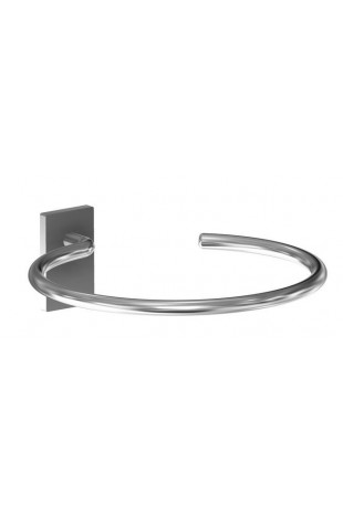 Bracket for Sharps containers, round, Ø134mm, JB 149-00-00 by JB Medico