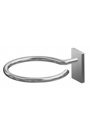 Bracket for Sharps containers, round, Ø89mm. JB 151-00-00 by JB Medico