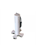 School Stands, with wheels, White. JB 275-050 by JB Medico