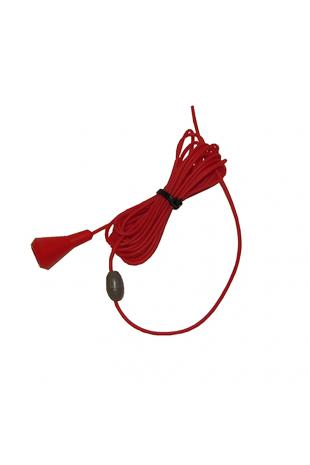 Pull cord, 2.5 meters, antibacterial plastic. JB IP 9025