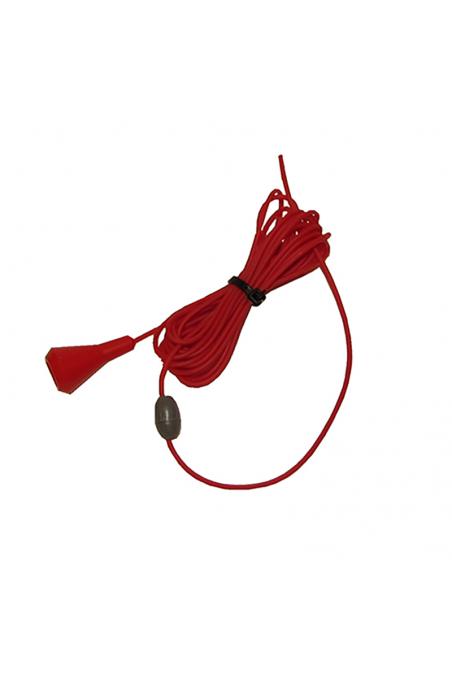 Alarm Pull Cord String, 2,5 meters, antibacterial plastic. JB IP 9025 by JB Medico