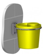Needle Box holders by JB Medico
